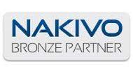 NAKIVO partner Logo